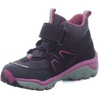 Schuhe Mädchen Boots Legero Stiefel 1-000243-8510 lila
