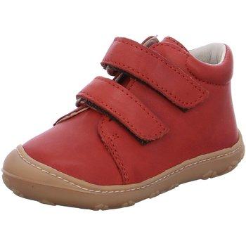 Schuhe Mädchen Boots Ricosta Klettstiefel CHRISY 74 1224000/244 rot