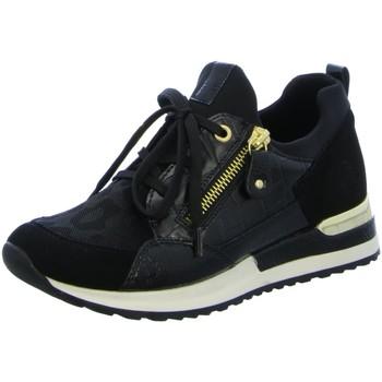 Schuhe Damen Sneaker Low Remonte Dorndorf Schnuerschuhe  DORNDORF HWK 2. Wahl H R2529-01 schwarz