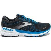 Schuhe Herren Laufschuhe Brooks Sportschuhe Adrenaline GTS 21 Stabil Laufschuh  1103491D438-438 blau