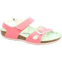 Schuhe Mädchen Sandalen / Sandaletten Birkenstock BIR-RRR-1016037-PI Rosa