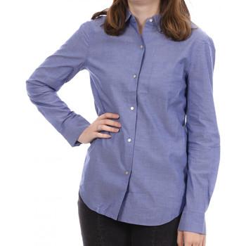 Kleidung Damen Langarmshirts Scotch & Soda 134811-0J Blau