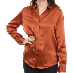 Kleidung Damen Hemden Scotch & Soda 136733-1178 Orange