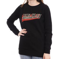 Kleidung Damen Sweatshirts Scotch & Soda 137226-8 Schwarz