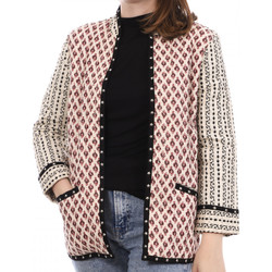 Kleidung Damen Jacken / Blazers Scotch & Soda 131167-X Weiss