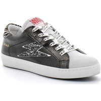 Schuhe Damen Sneaker Low Semerdjian  Noir