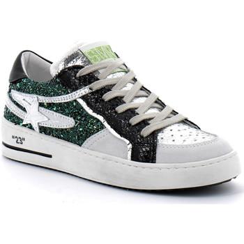 Schuhe Damen Sneaker Low Semerdjian  Vert
