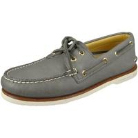 Schuhe Herren Bootsschuhe Sperry Top-Sider  grau