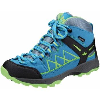 Schuhe Jungen Wanderschuhe Brütting Bergschuhe NV 230039 GRIFFIN HIGH blau