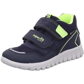 Schuhe Jungen Sneaker High Legero Klettschuhe SPORT7 1-006199-8000 blau