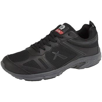 Schuhe Herren Sneaker Low Dek  Schwarz
