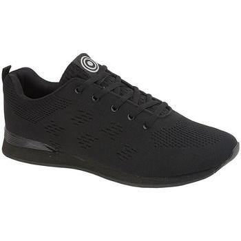 Schuhe Sneaker Low Dek  Schwarz