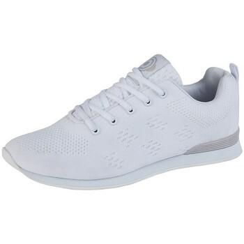 Schuhe Sneaker Low Dek  Weiß