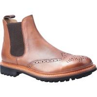 Schuhe Herren Boots Cotswold  Braun