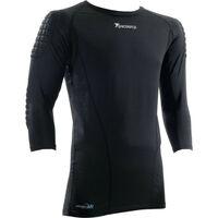 Unterwäsche Unterhemden Precision  Schwarz