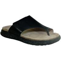 Schuhe Damen Sandalen / Sandaletten Hartjes Pantoletten Move 1221202990100 schwarz