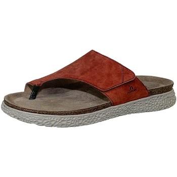 Schuhe Damen Sandalen / Sandaletten Hartjes Pantoletten Move rost 1221205998000 rot