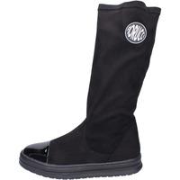 Schuhe Mädchen Klassische Stiefel Fiorucci BH520 Schwarz