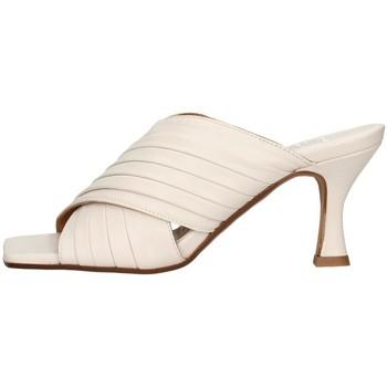 Schuhe Damen Pantoffel Balie Baliè 589 verdrängt Frau Elfenbein Elfenbein