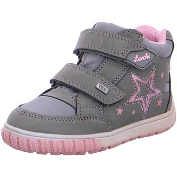 Schuhe Mädchen Sneaker High Salamander Klettschuhe JOTTI-TEX 33-14617-35 grau