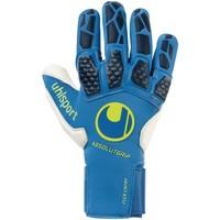 Accessoires Handschuhe Uhlsport Sport Hyperact Absolutgrip Reflex 1011233-01 blau