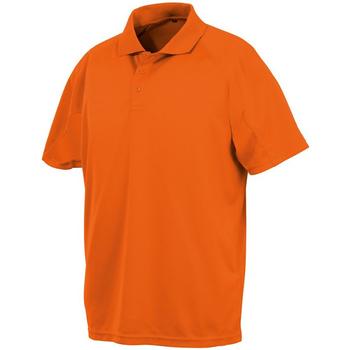 Kleidung Herren Polohemden Spiro S288X Orange