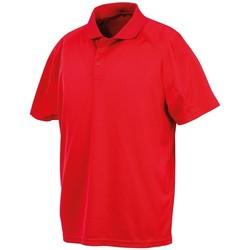 Kleidung Herren Polohemden Spiro S288X Rot