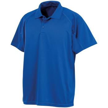 Kleidung Herren Polohemden Spiro S288X Königsblau