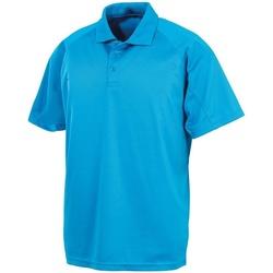 Kleidung Herren Polohemden Spiro S288X Aqua