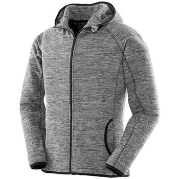 Kleidung Damen Sweatshirts Spiro S245F Grau/Schwar
