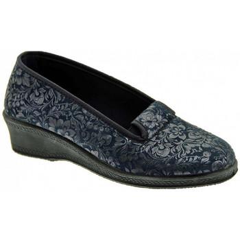 Schuhe Damen Hausschuhe Davema ART 886 orthopaedische Multicolor