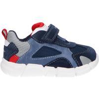 Schuhe Jungen Multisportschuhe Geox B152TA 02214 B FLEXYPER Azul