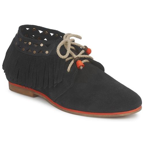 Koah YASMINE Schwarz  Schuhe Boots Damen 87,20