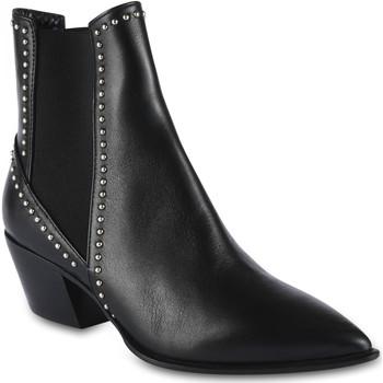 Schuhe Damen Low Boots Barbara Bui P5146 VNP 10 nero
