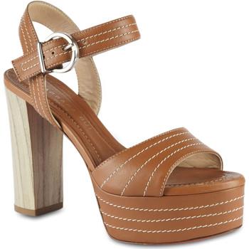 Schuhe Damen Sandalen / Sandaletten Barbara Bui N5341 MMN18 marrone