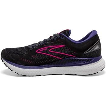 Schuhe Damen Laufschuhe Brooks Glycerin 19 Schwarz