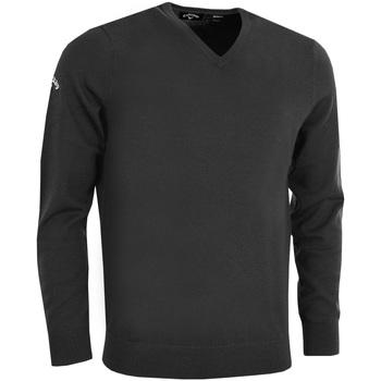 Kleidung Herren Sweatshirts Callaway CW076 Schwarzer Onyx