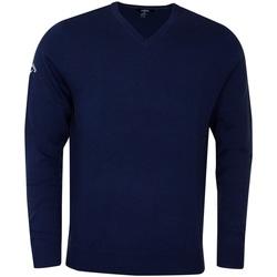 Kleidung Herren Sweatshirts Callaway CW076 Peacoat-Marineblau