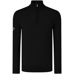 Kleidung Herren Sweatshirts Callaway CW075 Schwarzer Onyx