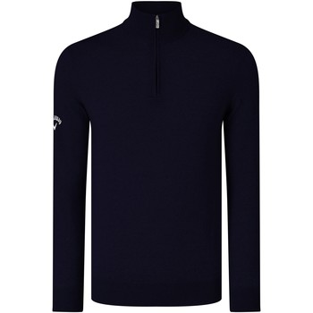 Kleidung Herren Sweatshirts Callaway CW075 Peacoat-Marineblau