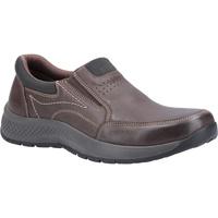 Schuhe Herren Slipper Cotswold  Braun