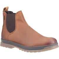 Schuhe Herren Boots Cotswold  Kastanie