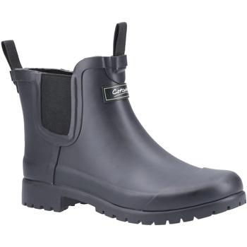 Schuhe Damen Gummistiefel Cotswold  Schwarz