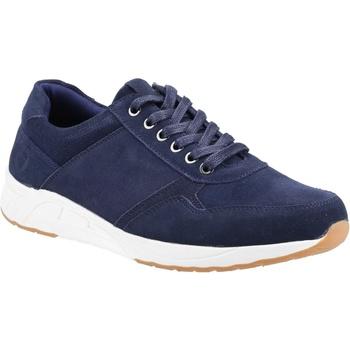 Schuhe Herren Sneaker Low Cotswold  Marineblau