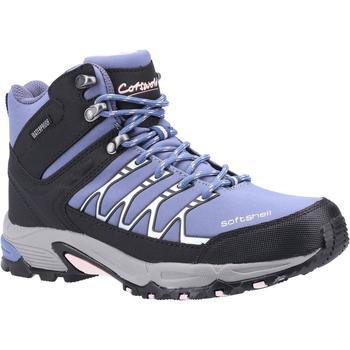 Schuhe Damen Wanderschuhe Cotswold  Hellblau