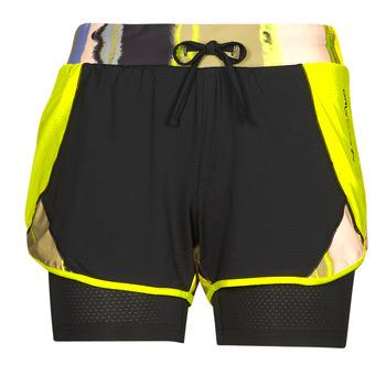 Kleidung Damen Shorts / Bermudas Only Play ONPARI Gelb / Schwarz