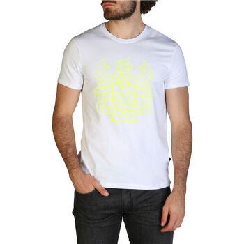 Kleidung Herren T-Shirts Aquascutum - qmt019m0 Weiss