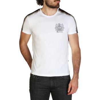 Kleidung Herren T-Shirts Aquascutum - qmt017m0 Weiss