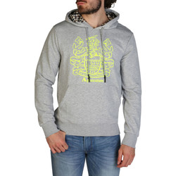 Kleidung Herren Sweatshirts Aquascutum - qmf016l0 Grau