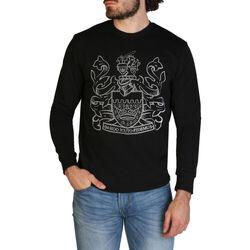 Kleidung Herren Sweatshirts Aquascutum - fai001 Schwarz